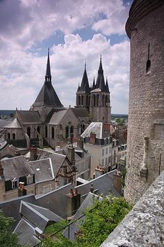 布卢瓦王家城堡旅游景点攻略图