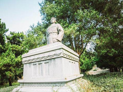 邓演达墓旅游景点图片