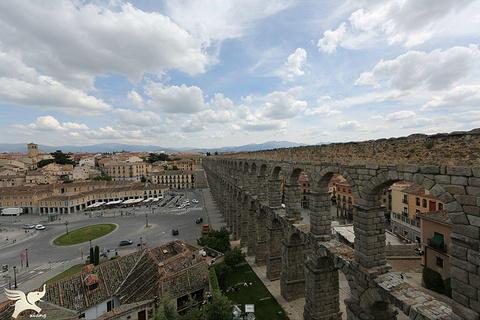古罗马高架引水渠旅游景点攻略图
