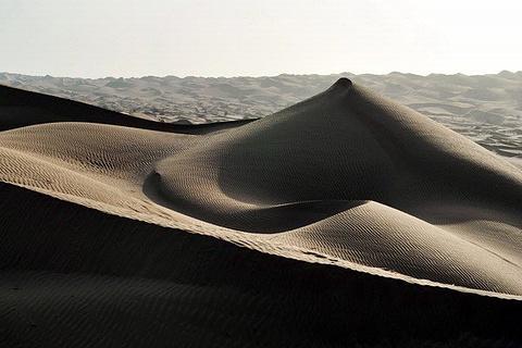 塔克拉玛干沙漠(巴音郭楞)旅游景点攻略图