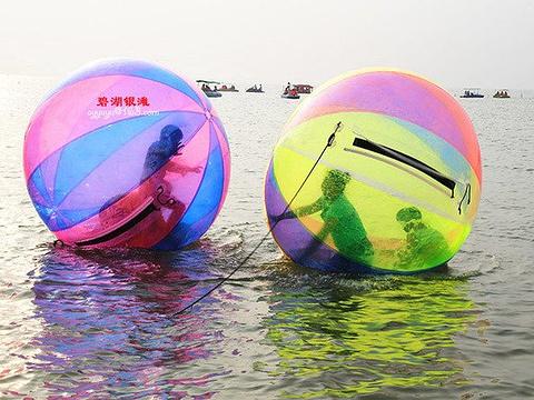 骆马湖湖滨浴场旅游景点图片