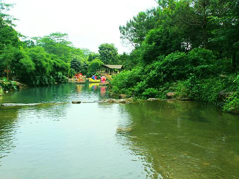 白水寨风景名胜区旅游景点图片