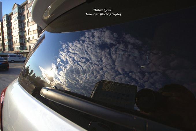 11:55-15:40 航空CA1791 落地海拉尔图片