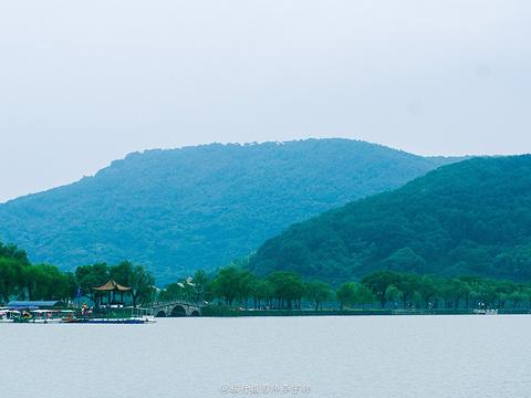 南北湖旅游景点图片