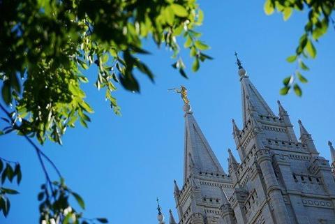大礼拜堂旅游景点攻略图