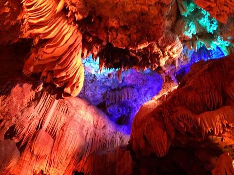 龙潭溶洞旅游景点图片