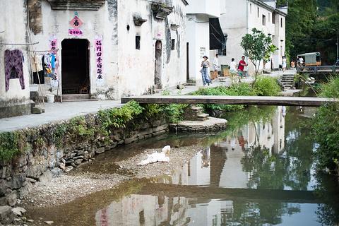 芹川古民居景区的图片