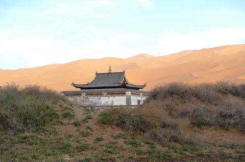 巴丹吉林庙旅游景点攻略图