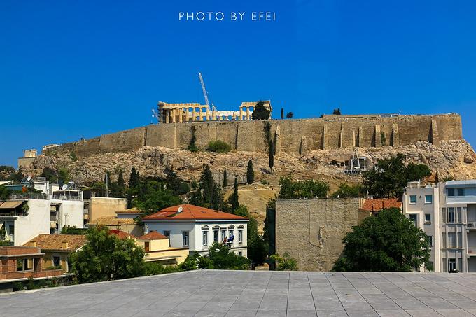 雅典卫城博物馆图片