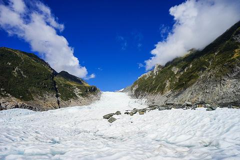 福克斯冰河的图片