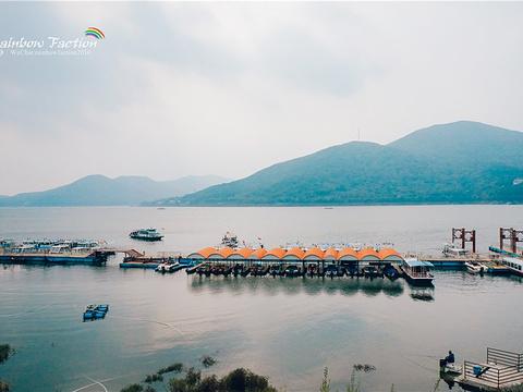 吉林松花湖风景名胜区旅游景点图片