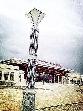 日喀则站旅游景点攻略图
