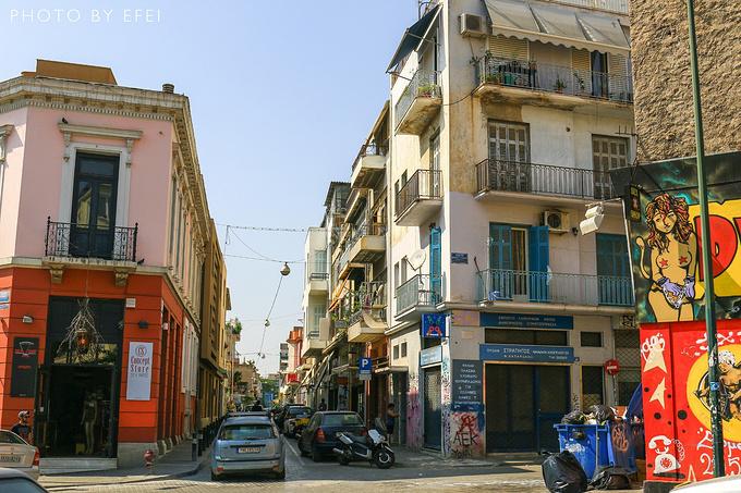 Ermou大街图片