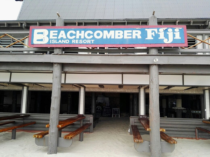 比奇科默岛度假酒店(Beachcomber Island Resort)图片