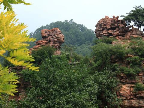 天河山旅游景点图片