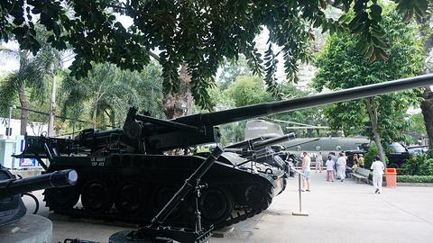 胡志明历史博物馆旅游景点攻略图