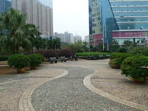 芙蓉广场旅游景点图片