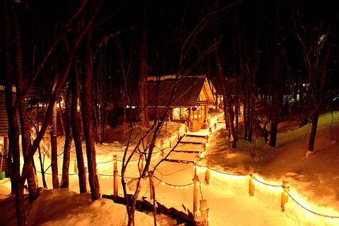 森林精灵的阳台旅游景点攻略图