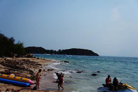 金沙岛旅游景点攻略图