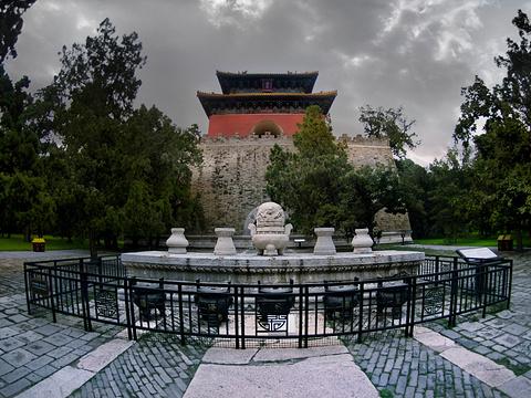 长陵旅游景点图片