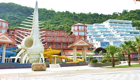 海螺广场旅游景点攻略图