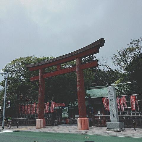 """""""还有几个小的神社, 人很少_静冈浅间神社""""的评论图片"""