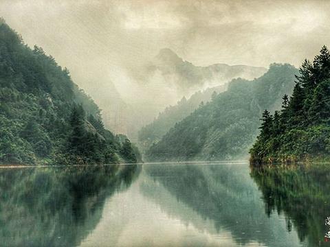 九仙湖旅游景点图片