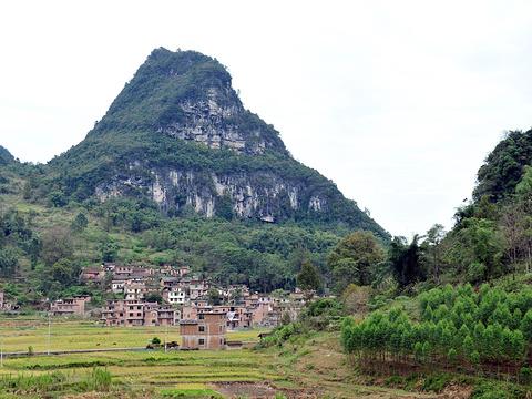 板寨红七军会师旧址旅游景点图片