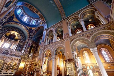 雅典大都市教堂