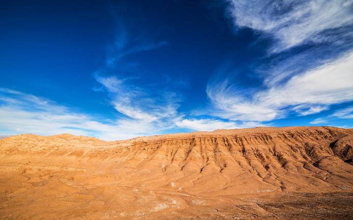 """""""干燥的气候让这里有这全世界最美的星空,漫步在漫天星辰之下,若不是一个趔趄,摔进了路边的仙人掌堆..._阿塔卡马沙漠""""的评论图片"""