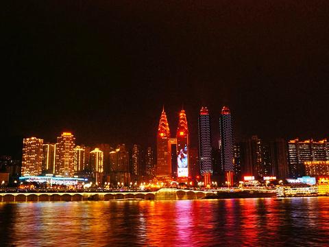 朝天宫号两江游轮旅游景点图片