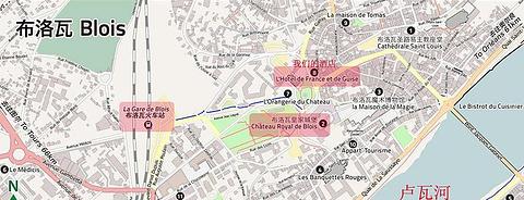 奥斯特里茨车站旅游景点攻略图