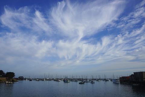蒙特雷渔人码头旅游景点攻略图