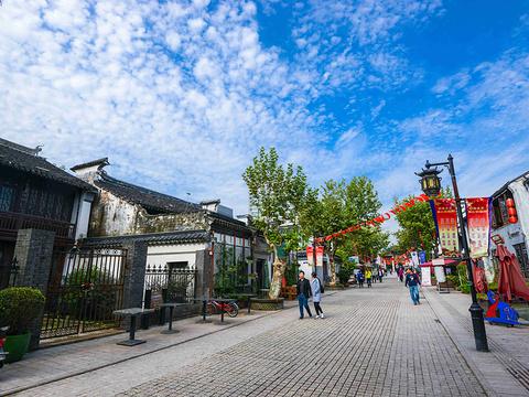 南长街步行街旅游景点图片