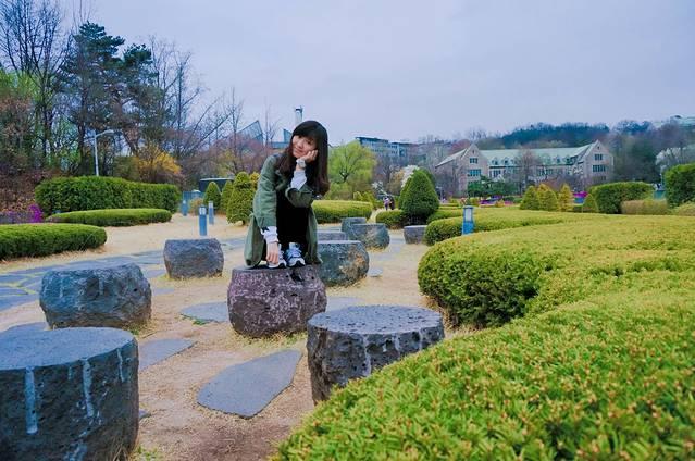 找寻韩剧里的浪漫与清新-韩国首尔