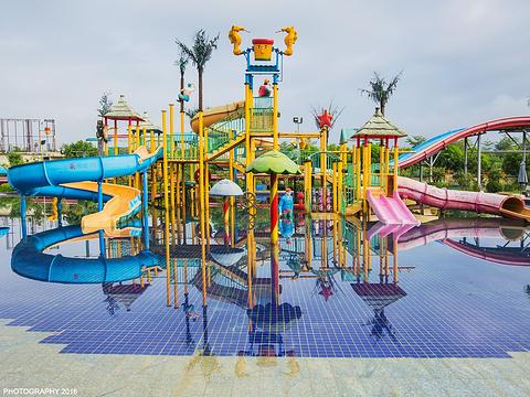 南昆山大观园欢乐水世界旅游景点图片