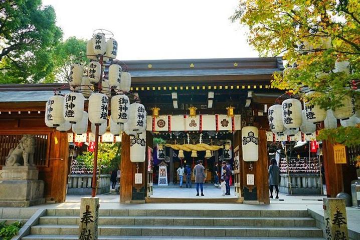 """""""懒洋洋的午后,搭乘巴士再次返回博多站,步..._栉田神社""""的评论图片"""