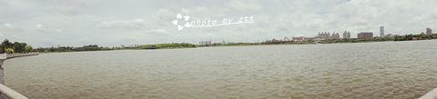 海珠湿地公园旅游景点攻略图