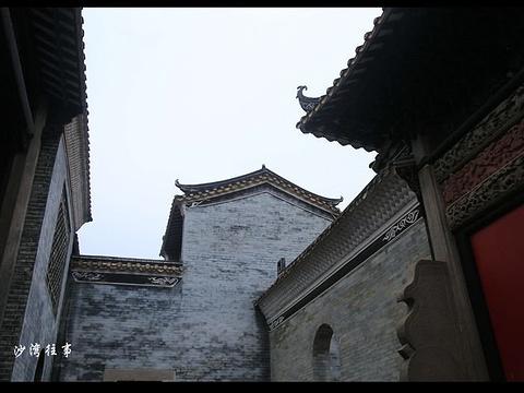 何氏大宗祠旅游景点图片