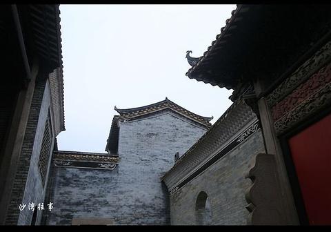 何氏大宗祠旅游景点攻略图