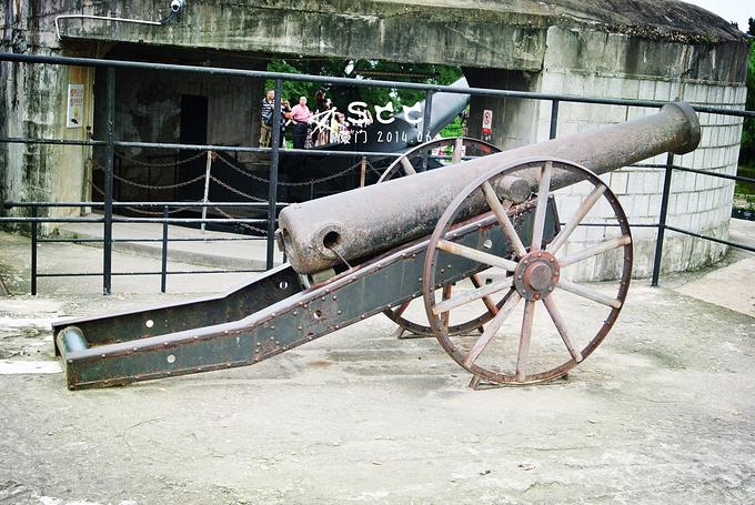 胡里山炮台图片