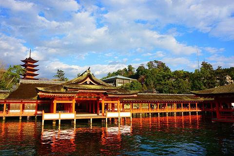 广岛旅游图片