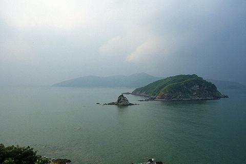 下川岛旅游景点攻略图