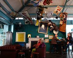 英爱散记之二十三:健力士黑啤展览馆