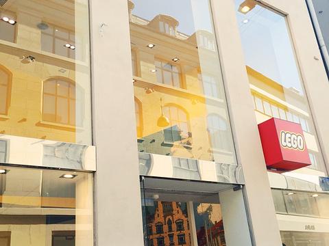 乐高玩具专卖店(哥本哈根店)旅游景点图片