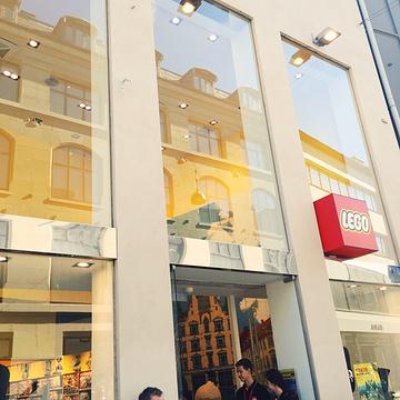 乐高玩具专卖店(哥本哈根店)旅游景点攻略图