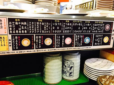 元祖寿司旅游景点攻略图