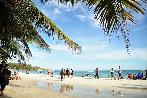 沙美岛旅游图片
