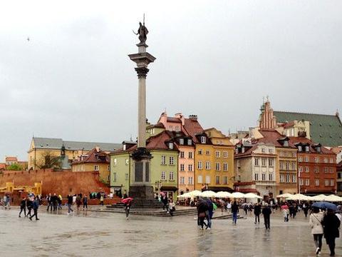 老城集市广场旅游景点图片