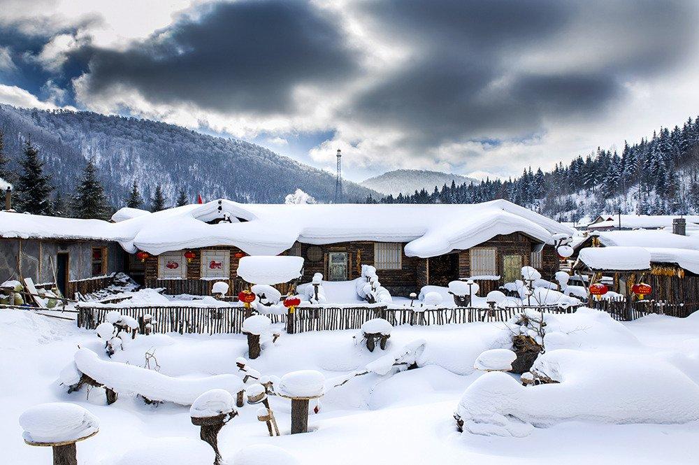 北方游记之雪景